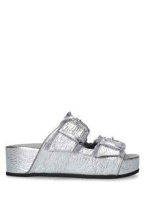 Sandalo Sabot Silver
