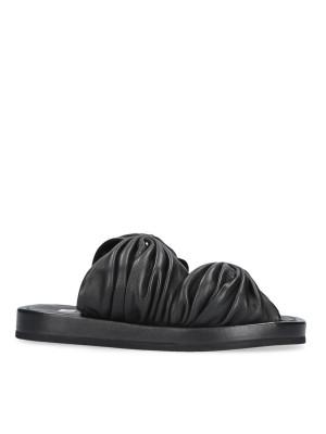 Sandalo morbido nero