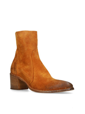 Mango suede ankle boot