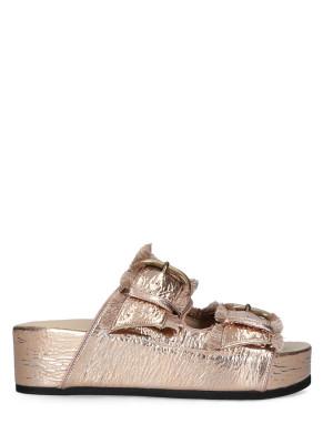 Sandalo Sabot Metal