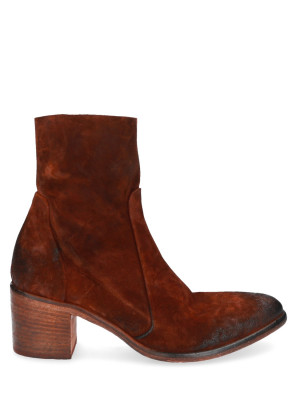 Bottines en daim 60mm